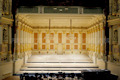 Semperoper Opera House: the new philological Acoustical Shell in configuration 'LARGE'